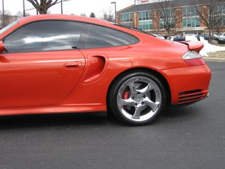 2001 Sold Porsche 911 Carrera Turbo Conshohocken, Pennsylvania 16