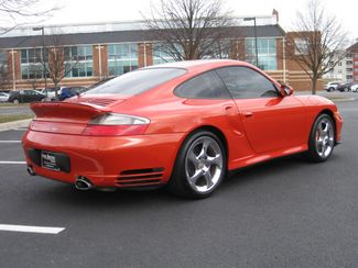 2001 Sold Porsche 911 Carrera Turbo Conshohocken, Pennsylvania 25