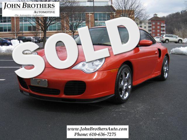 2001 Sold Porsche 911 Carrera Turbo Conshohocken, Pennsylvania