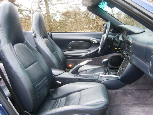2001 Porsche 911 Carrera Convertible in West Chester, PA 19382