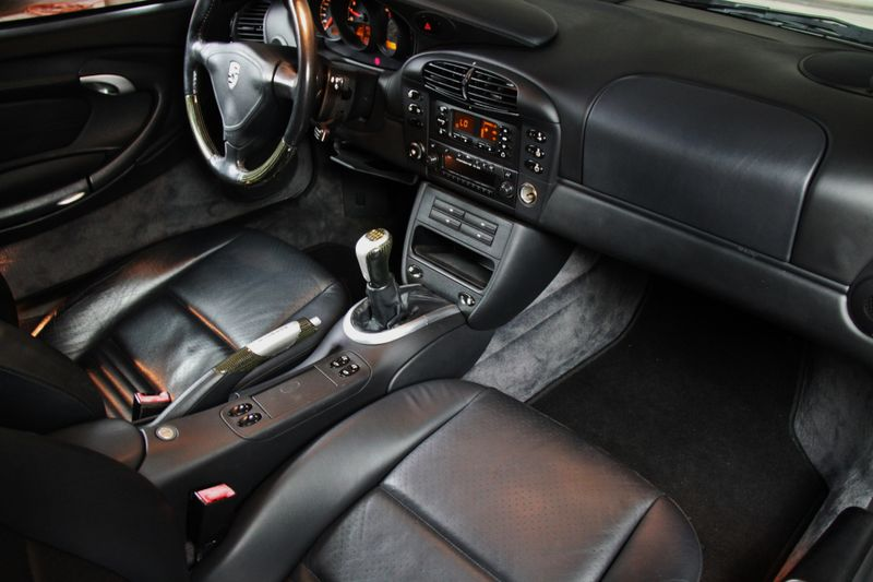 2001 Porsche 911 Turbo in Carrollton, TX