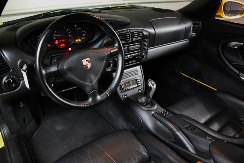 2001 Porsche 911 Turbo in Carrollton, TX