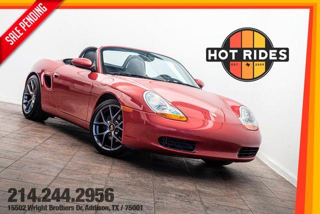 2001 Porsche Boxster Sport