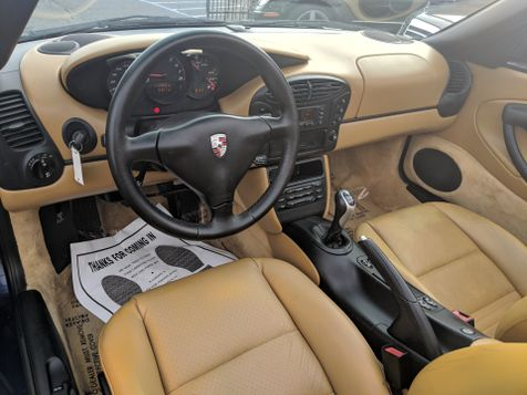 2001 Porsche BOXSTER ((**5-SPEED..$53K ORIGINAL MSRP..HEATED SEATS**))  in Campbell, CA