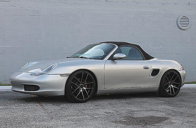 2001 Porsche Boxster Hollywood, Florida 38