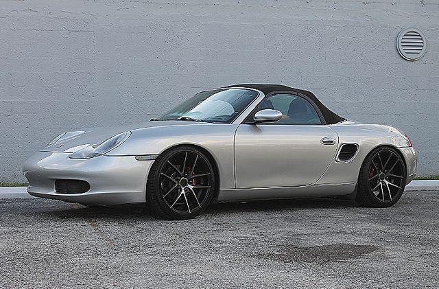 2001 Porsche Boxster Hollywood, Florida 43