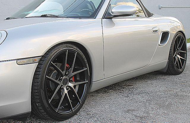 2001 Porsche Boxster Hollywood, Florida 11