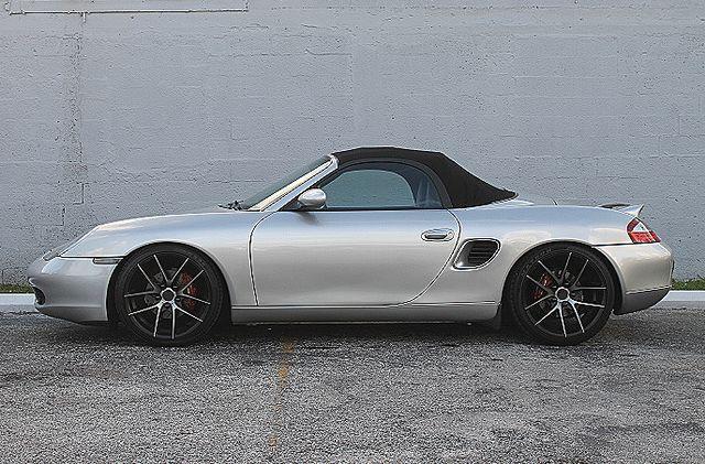 2001 Porsche Boxster Hollywood, Florida 9