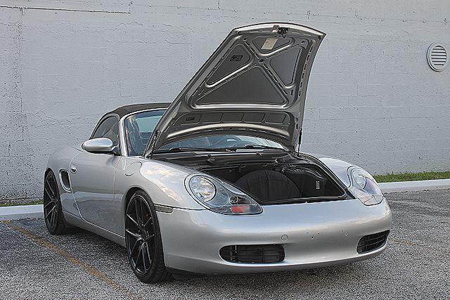 2001 Porsche Boxster Hollywood, Florida 44