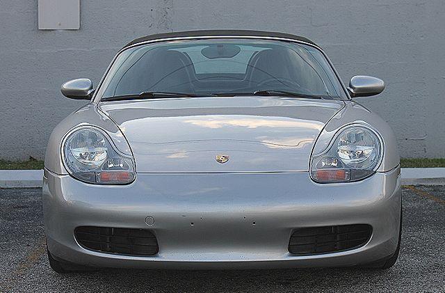 2001 Porsche Boxster Hollywood, Florida 12