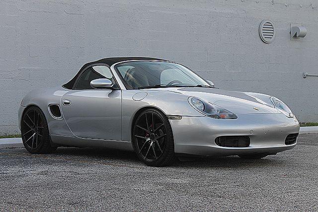 2001 Porsche Boxster Hollywood, Florida 42