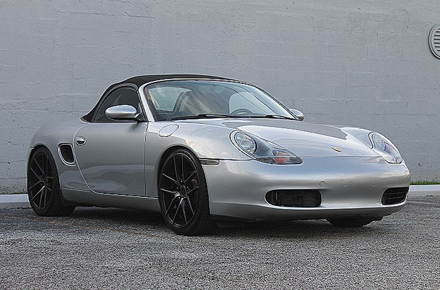 2001 Porsche Boxster Hollywood, Florida 1