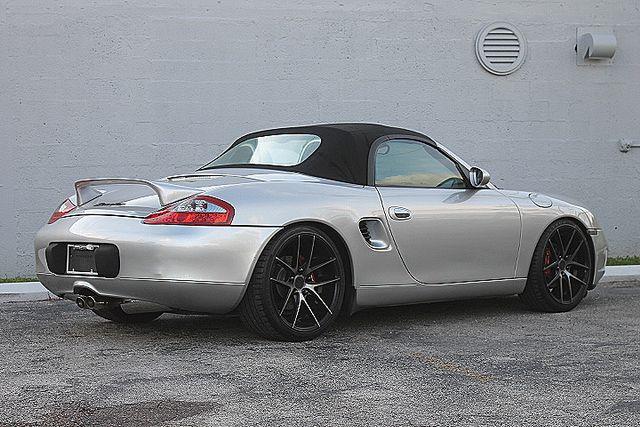 2001 Porsche Boxster Hollywood, Florida 4