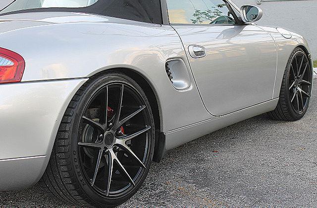 2001 Porsche Boxster Hollywood, Florida 5