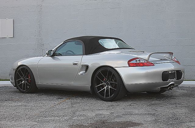 2001 Porsche Boxster Hollywood, Florida 7