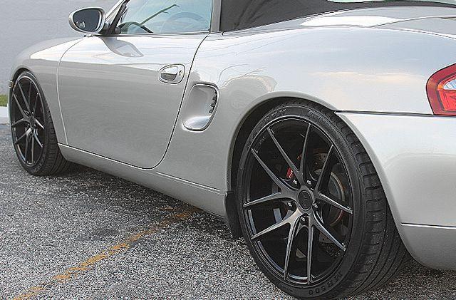 2001 Porsche Boxster Hollywood, Florida 8