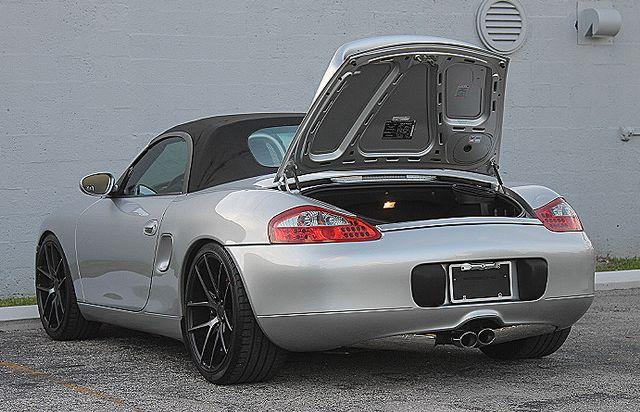 2001 Porsche Boxster Hollywood, Florida 46