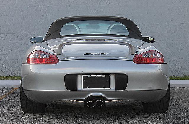 2001 Porsche Boxster Hollywood, Florida 48