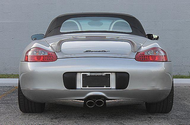 2001 Porsche Boxster Hollywood, Florida 6