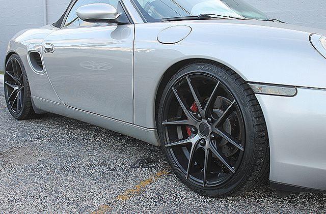 2001 Porsche Boxster Hollywood, Florida 2