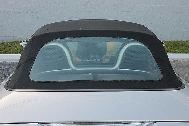 2001 Porsche Boxster Hollywood, Florida 58