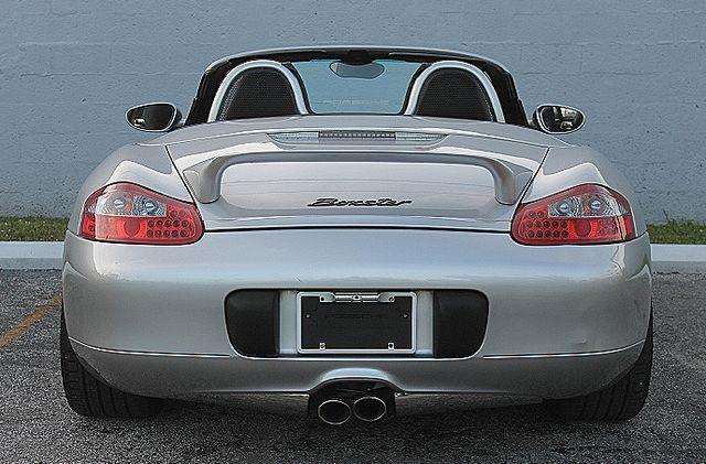 2001 Porsche Boxster Hollywood, Florida 33