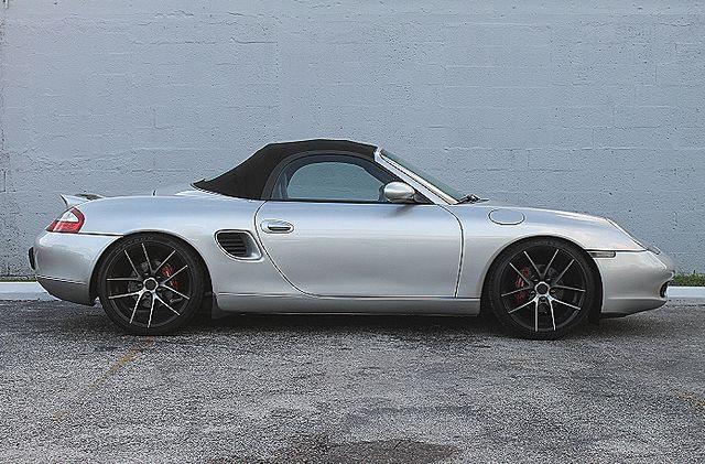 2001 Porsche Boxster Hollywood, Florida 3