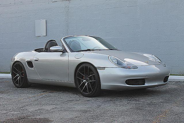 2001 Porsche Boxster Hollywood, Florida 25