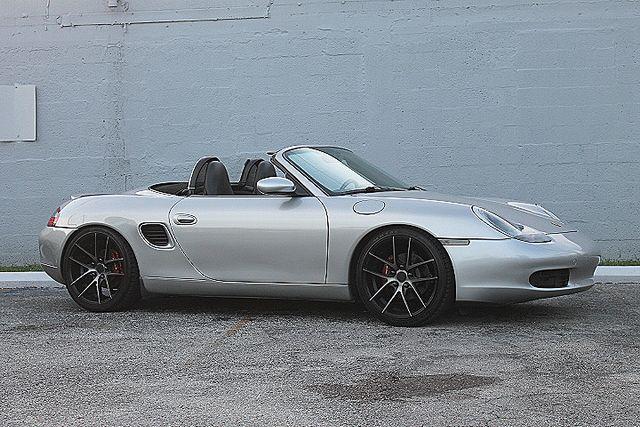 2001 Porsche Boxster Hollywood, Florida 13
