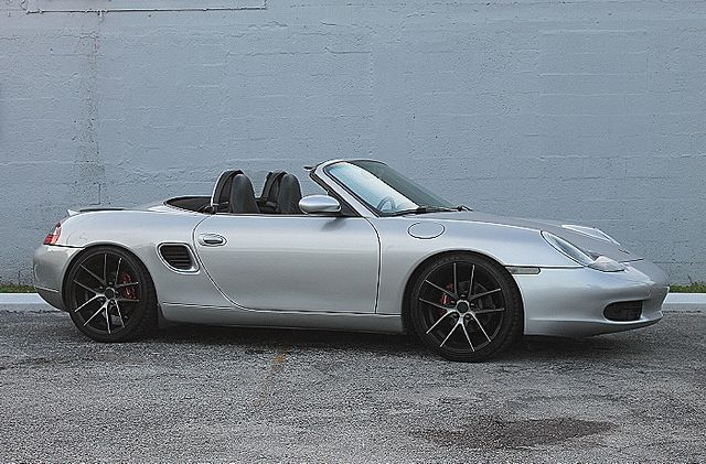 2001 Porsche Boxster Hollywood, Florida 60