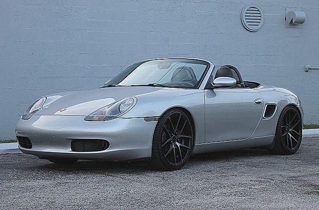 2001 Porsche Boxster Hollywood, Florida 14