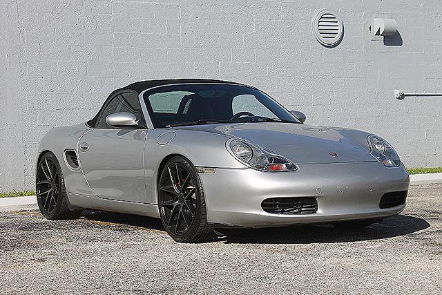 2001 Porsche Boxster Hollywood, Florida 61