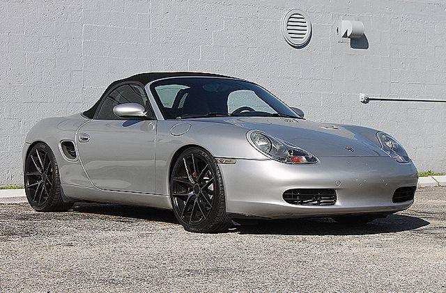 2001 Porsche Boxster Hollywood, Florida 56