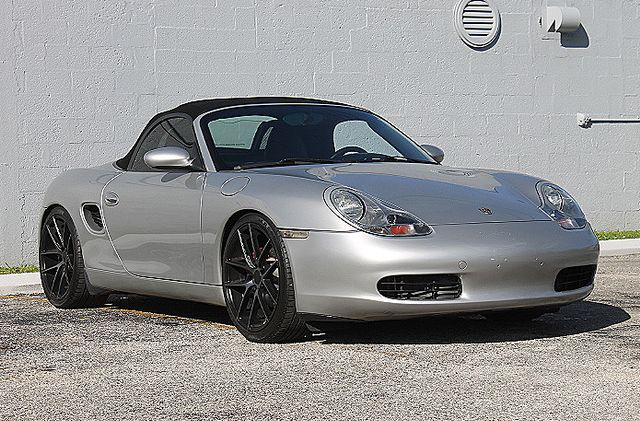 2001 Porsche Boxster Hollywood, Florida 37