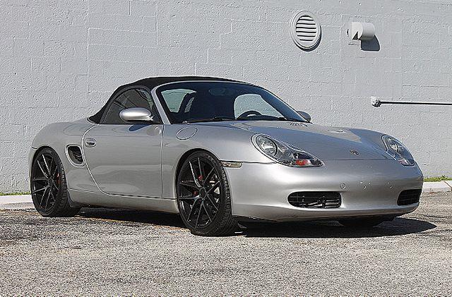 2001 Porsche Boxster Hollywood, Florida 27