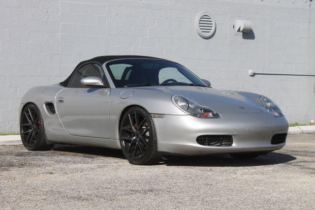 2001 Porsche Boxster Hollywood, Florida 15