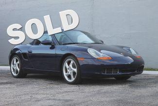 2001 Porsche Boxster S Hollywood, Florida