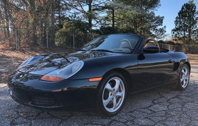 2001 Porsche Boxster Roadster in Hope Mills, NC 28348