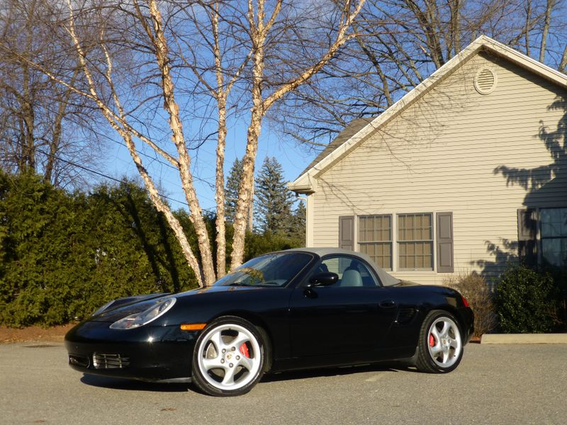 2001 Porsche Boxster S  city MA  European Motorsports  in Lawrence, MA