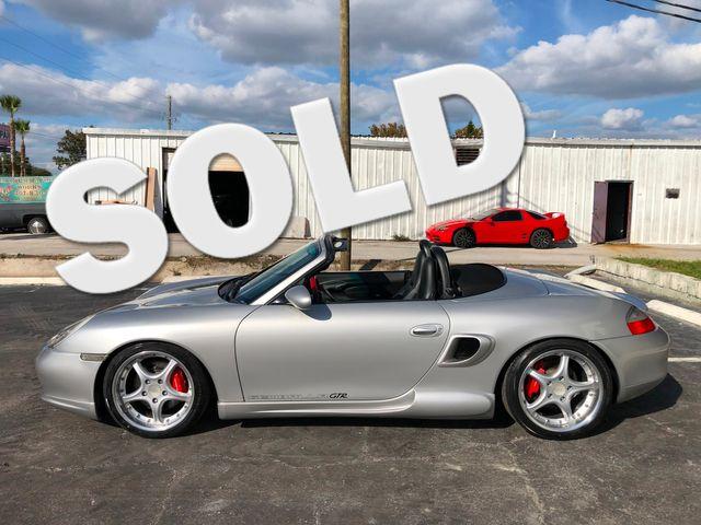 2001 Porsche Boxster S Longwood, FL