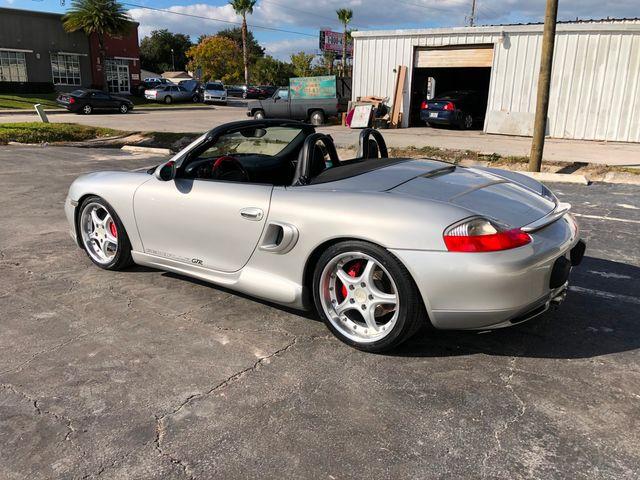 2001 Porsche Boxster S Longwood, FL 1