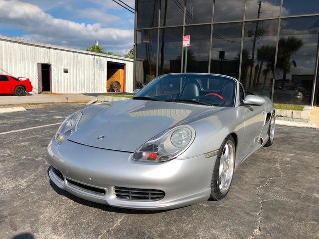 2001 Porsche Boxster S Longwood, FL 12