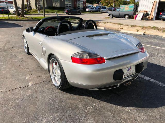 2001 Porsche Boxster S Longwood, FL 2