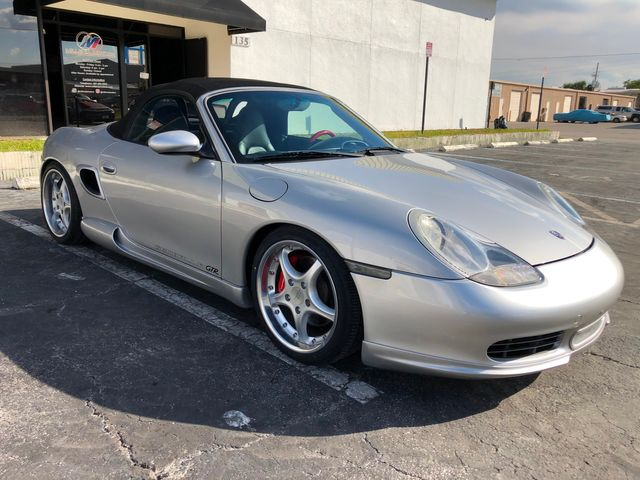 2001 Porsche Boxster S Longwood, FL 32