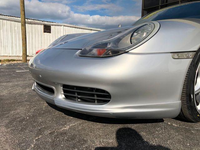2001 Porsche Boxster S Longwood, FL 45