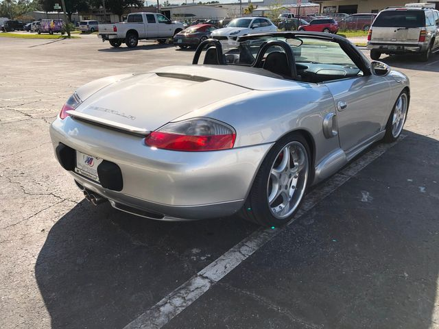 2001 Porsche Boxster S Longwood, FL 5