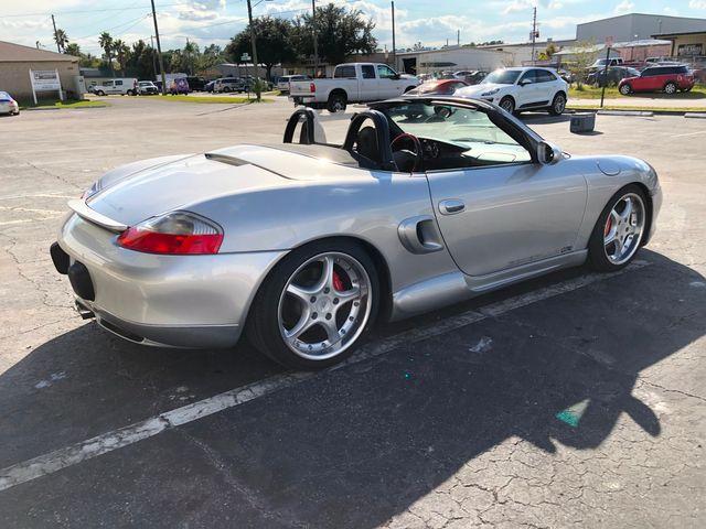 2001 Porsche Boxster S Longwood, FL 6