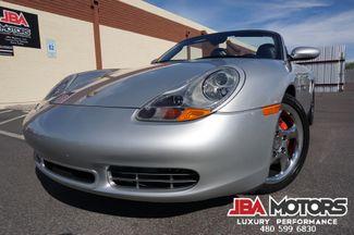2001 Porsche Boxster S Boxster S ONLY 34k Miles 1 OWNER CLEAN CARFAX   MESA, AZ   JBA MOTORS in Mesa AZ
