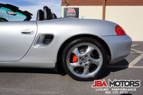2001 Porsche Boxster S Boxster S ONLY 34k Miles 1 OWNER CLEAN CARFAX | MESA, AZ | JBA MOTORS in MESA, AZ