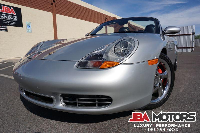 2001 Porsche Boxster S Boxster S ONLY 34k Miles 1 OWNER CLEAN CARFAX | MESA, AZ | JBA MOTORS in MESA AZ